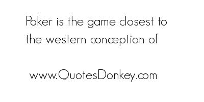 Poker quote #2