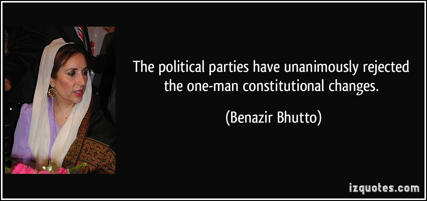 Political Changes quote #2