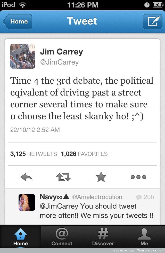 Political Debate quote #1