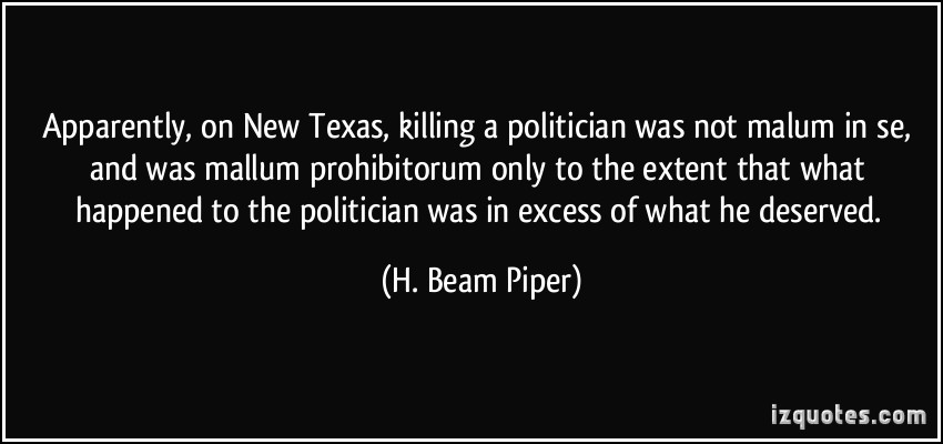 Politician quote #4