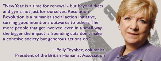 Polly Toynbee's quote