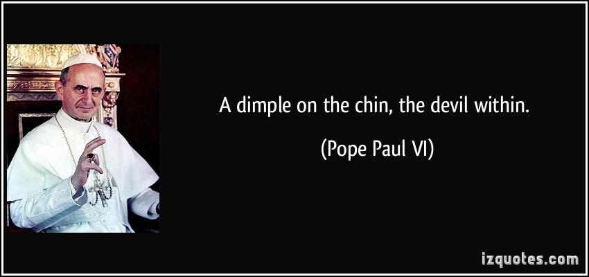 Pope Paul VI's quote #5