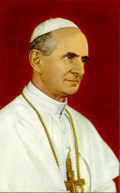 Pope Paul VI's quote #8