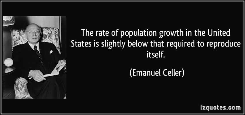 Population Growth quote #2