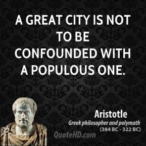 Populous quote #2