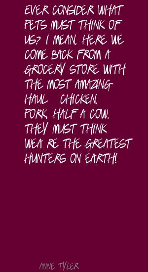 Pork quote #1