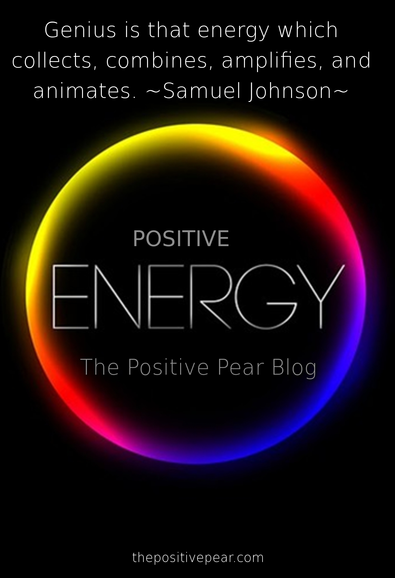 Famous quotes about 'Positive Energy' - Sualci Quotes