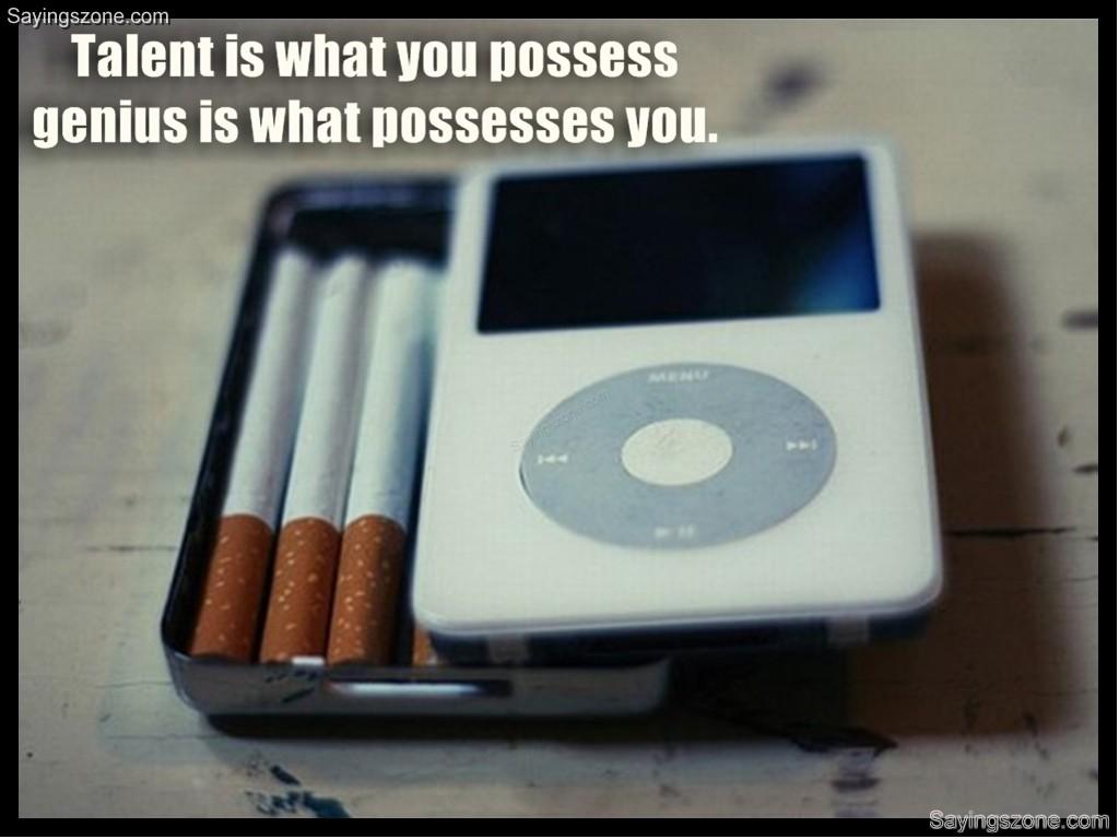 Possesses quote #2