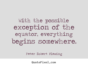 Possible Exception quote #2