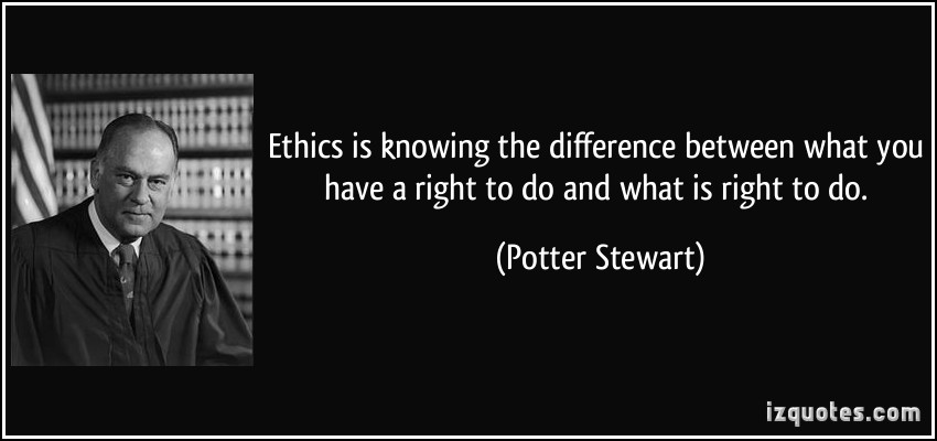 Potter Stewart's quote #3