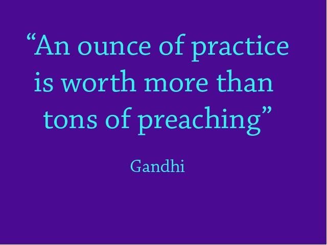 Practice quote #2