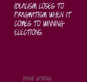Pragmatism quote