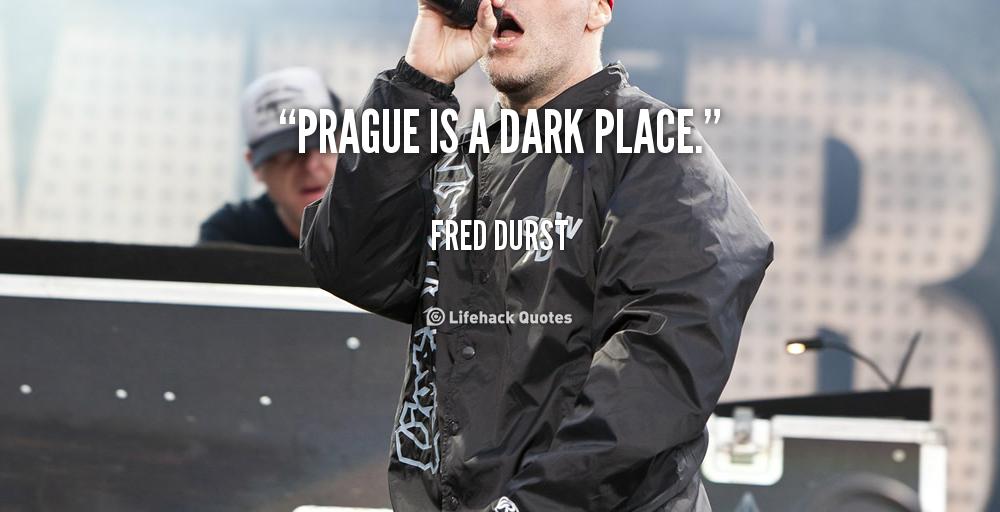 Prague quote #1