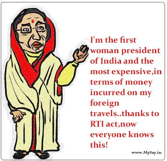 Pratibha Patil's quote #7
