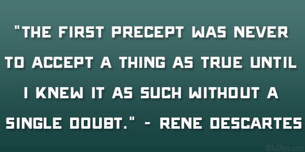 Precept quote #1