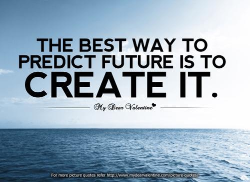 Predict quote #1