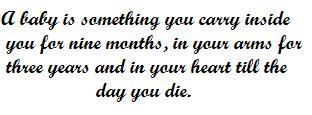 Pregnancy quote #1