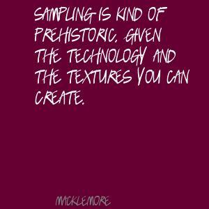 Prehistoric quote #2