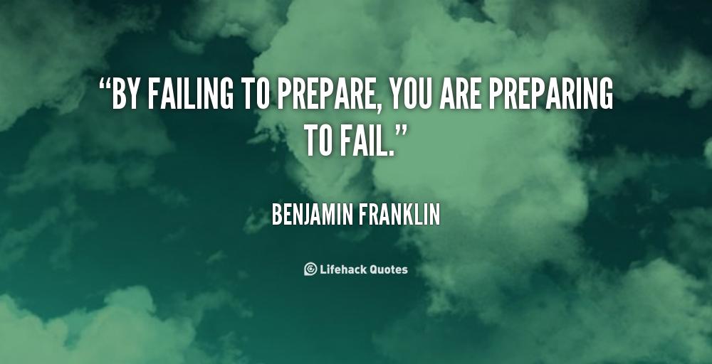 Preparing quote #3