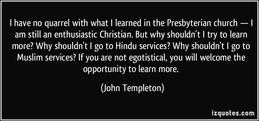 Presbyterian quote #1