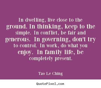 Present Life quote #2