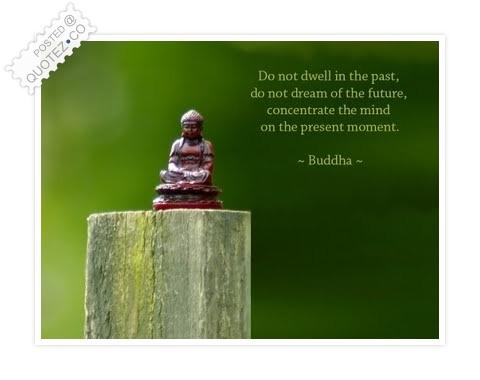 Present Moment quote #1
