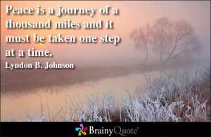 President Johnson quote #1