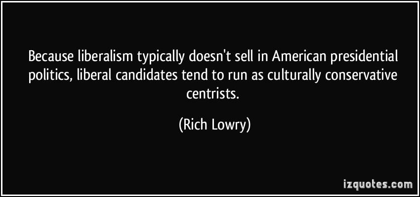 Presidential Politics quote #2