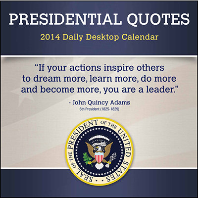 Presidential Politics quote #1