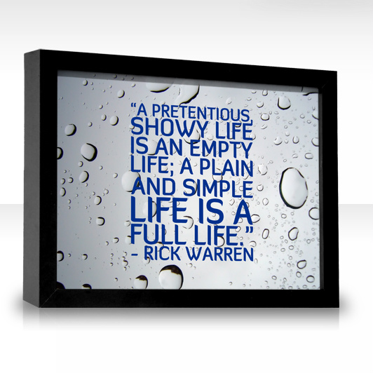 Pretentious quote #2