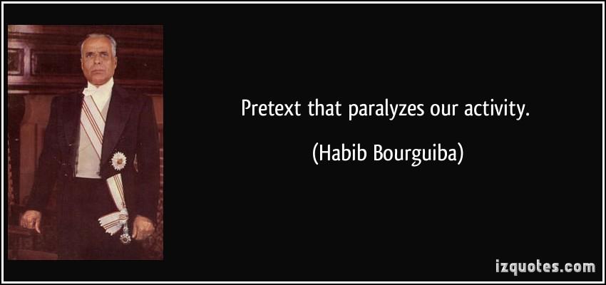 Pretext quote #1