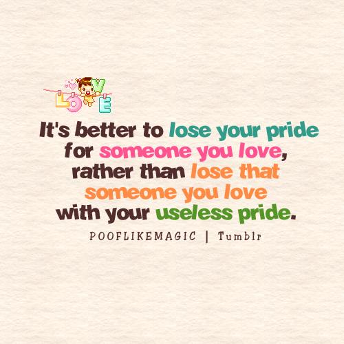 Pride quote #8