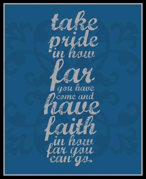 Pride quote #1