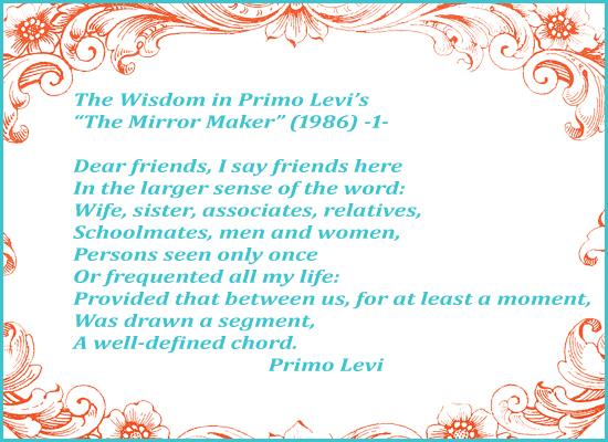 Primo Levi's quote #2