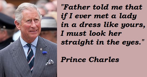 Prince Charles quote #1