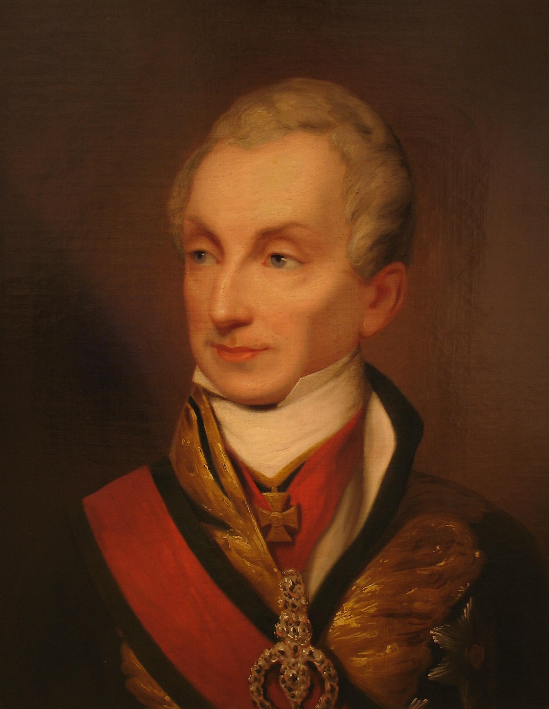 Prince Metternich's quote #1