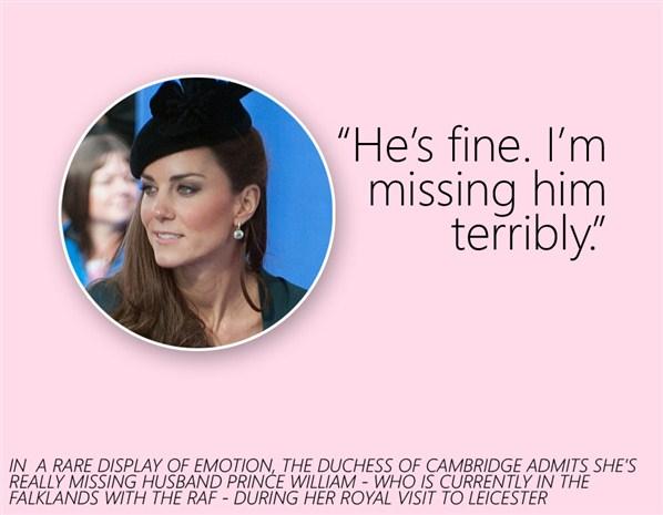 Prince William's quote #3