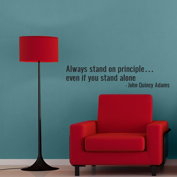 Principle quote #3