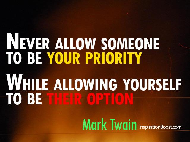 Priority quote #2