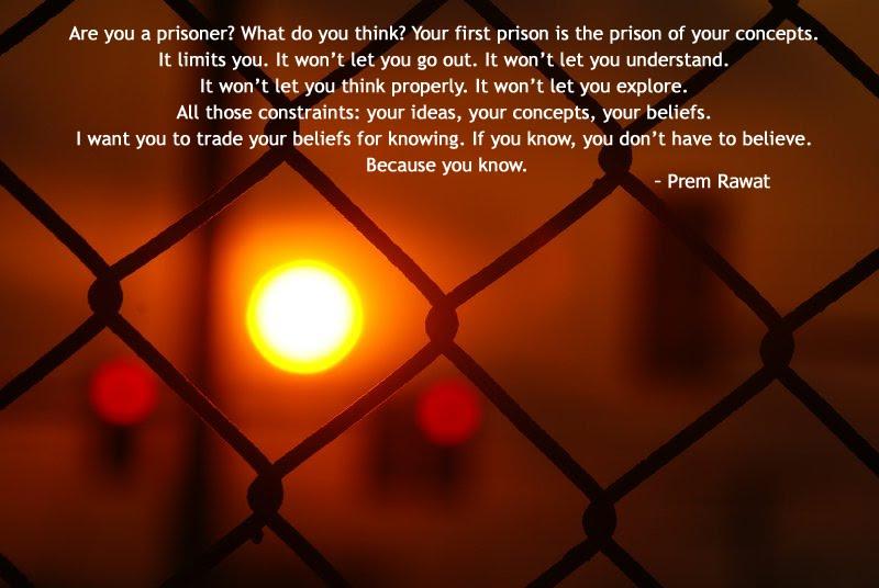 Prisoner quote #1