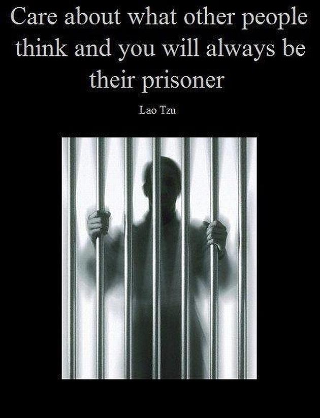 Prisoner quote #2