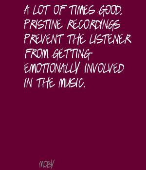 Pristine quote #1