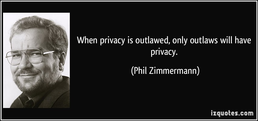 Privacy quote #1