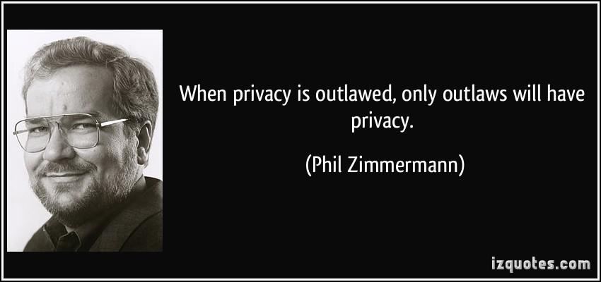 Privacy quote #1