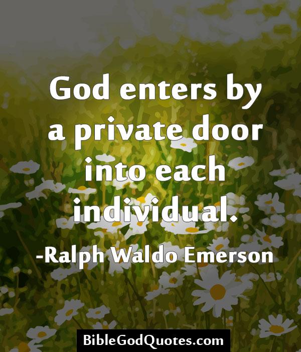 Private Individuals quote #2