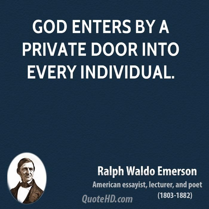 Private Individuals quote #1