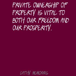 Private Ownership quote #2