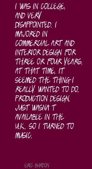 Production Designer quote #2