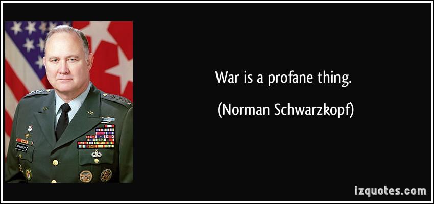 Profane quote #1