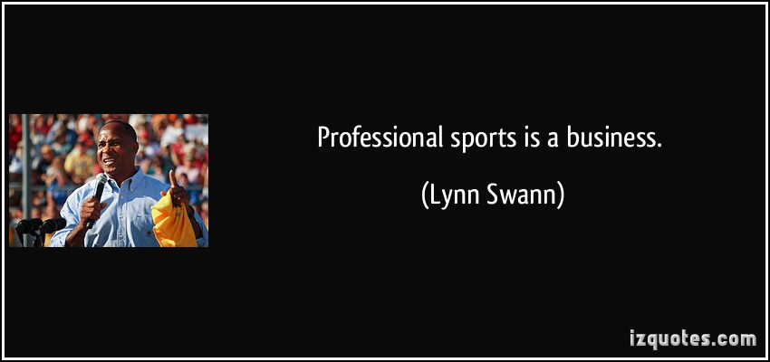 Professional Sports quote #2